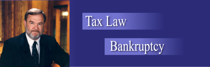 Tax Attorney Bankruptcy Houston